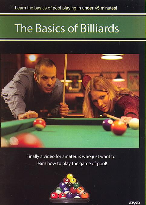 BASICS OF BILLIARDS (DVD)